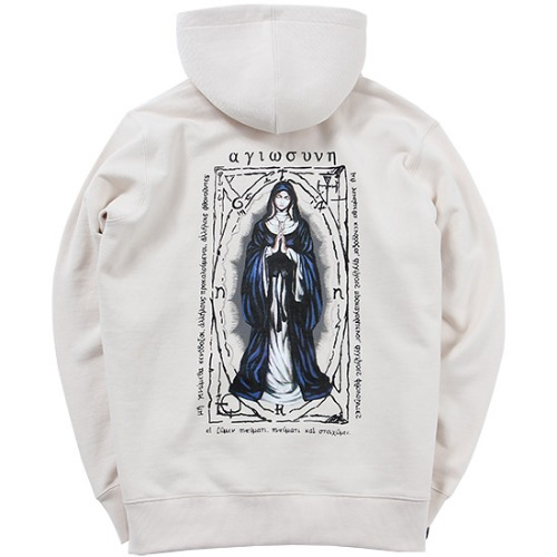 [NOT4NERD] Sister Mary Pullover Hood - Ivory