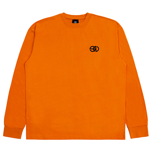 [NOWAVE] LOGO TEE - Orange