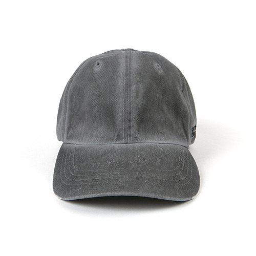 Washed Hat (HAND MADE) - GREY