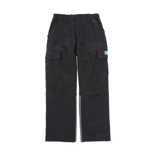 [ONEHUNNNIT] 19 SPORTY CARGO PT-BLACK