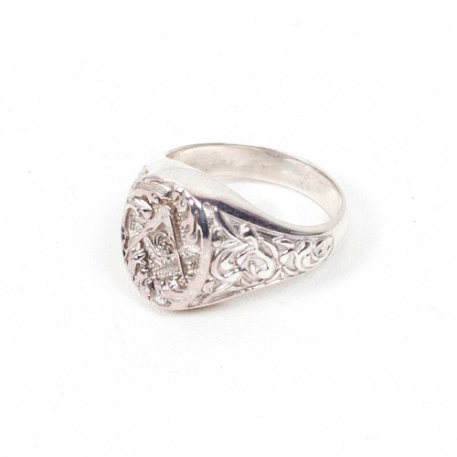 [AGINGCCC] 423# FREEM OVAL RING - P