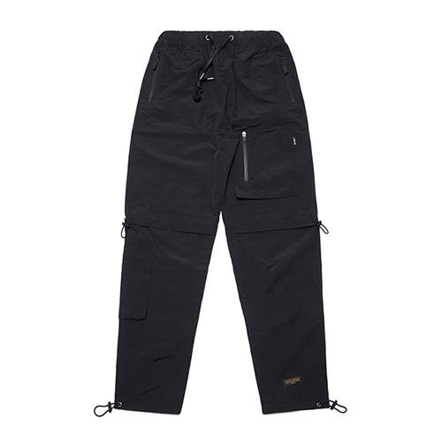 [STIGMA]STGM TECH STRING JOGGER PANTS - BLACK