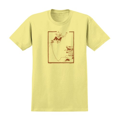 [Anti Hero] LANCE RANEY S/S T-Shirt - BANANA 51020365