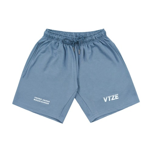 [VETEZE] Urban Half Pants (light blue)