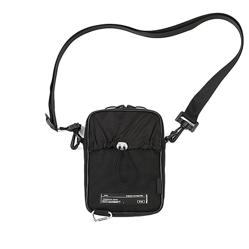 [RENDEZVOUZ] CORDURA® SIDE BAG BLACK