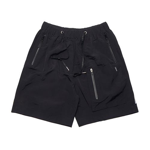 [STIGMA]STGM TECH SHORT PANTS - BLACK