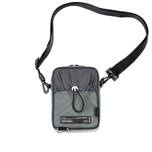 [RENDEZVOUZ] CORDURA® SIDE BAG GREY
