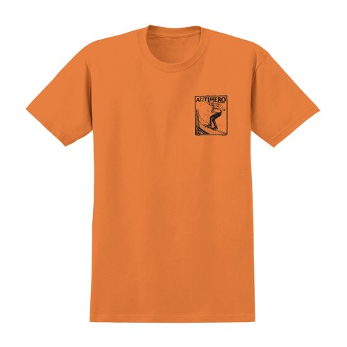 [안티히어로] LANCE GERWER S/S T-Shirt - ORANGE 51020367
