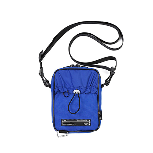 [RENDEZVOUZ] CORDURA® SIDE BAG BLUE