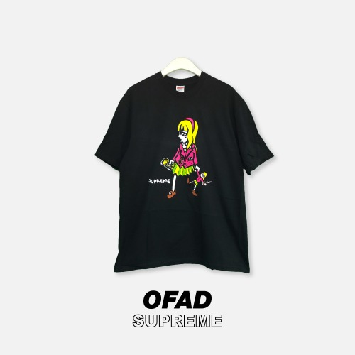 [Supreme] Suzie Switch Blade Tee