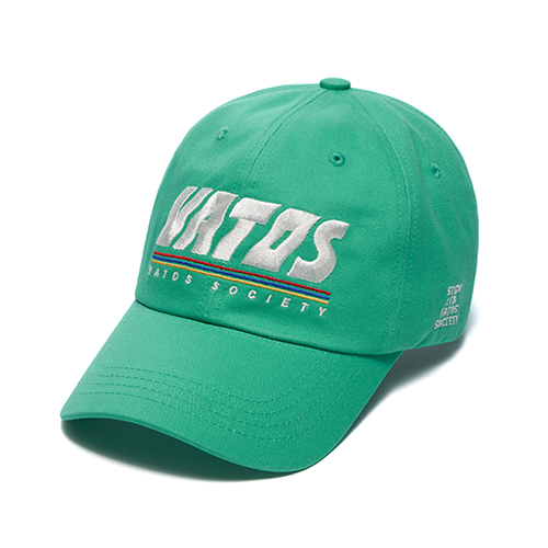 [STIGMA]COLUMBIA BASEBALL CAP - GREEN