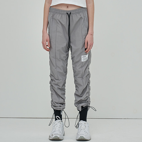 [OY] STRING PANTS - GRAY
