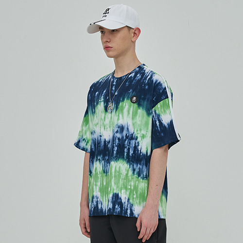 [OY] TAPE WASHING T - LIME