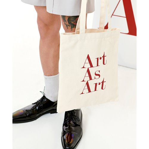 [이지비지] ART AS ART ECO BAG