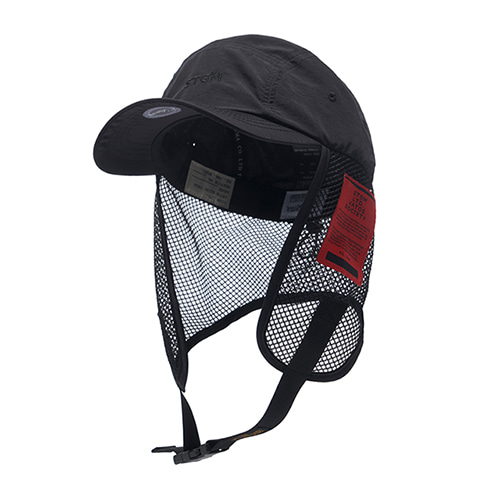 [STIGMA]STGM FISHING CAP - BLACK