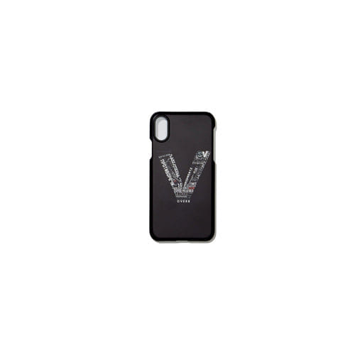 [OVERR] 18FW SYNTHESIZE IPHONE X CASE