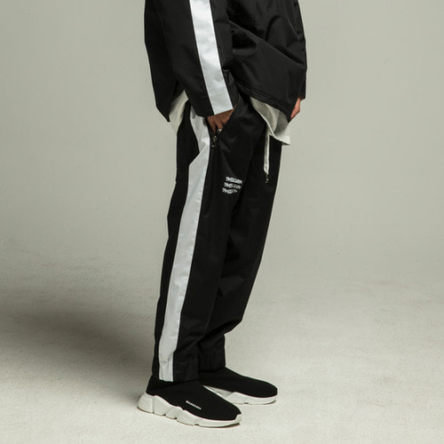 [SPECIALGUEST] TRIPLE LOGO Track Pants BW