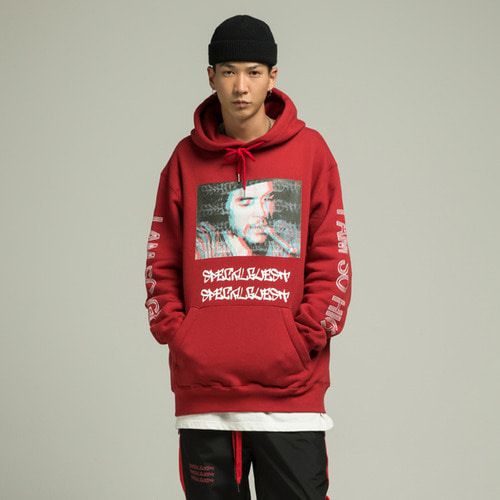 [SPECIALGUEST] CHE Hooded Sweatshirts RD