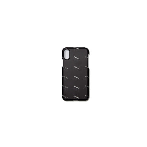 [OVERR] 18FW PATTERN IPHONE X CASE