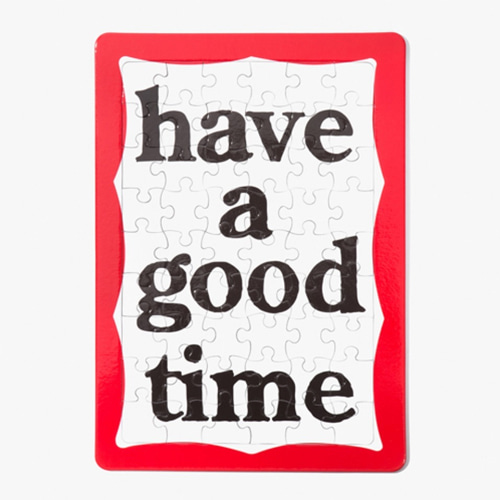 [Have a good time] haveagoodtime PUZZLE