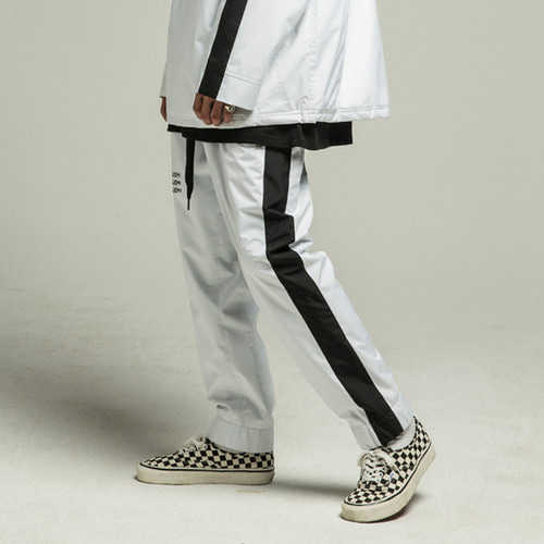 [SPECIALGUEST] TRIPLE LOGO Track Pants WB