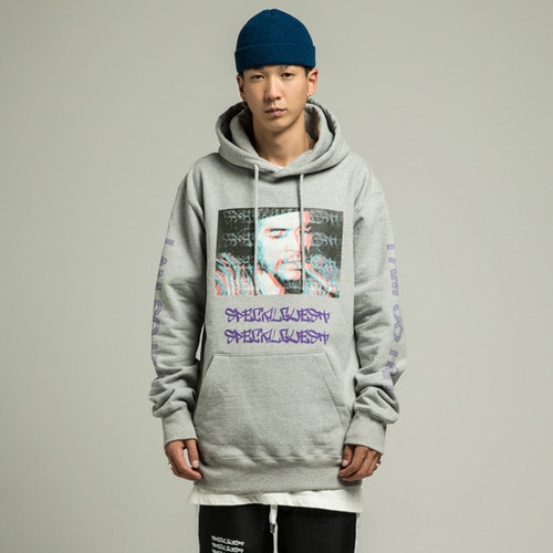 [SPECIALGUEST] CHE Hooded Sweatshirts GR