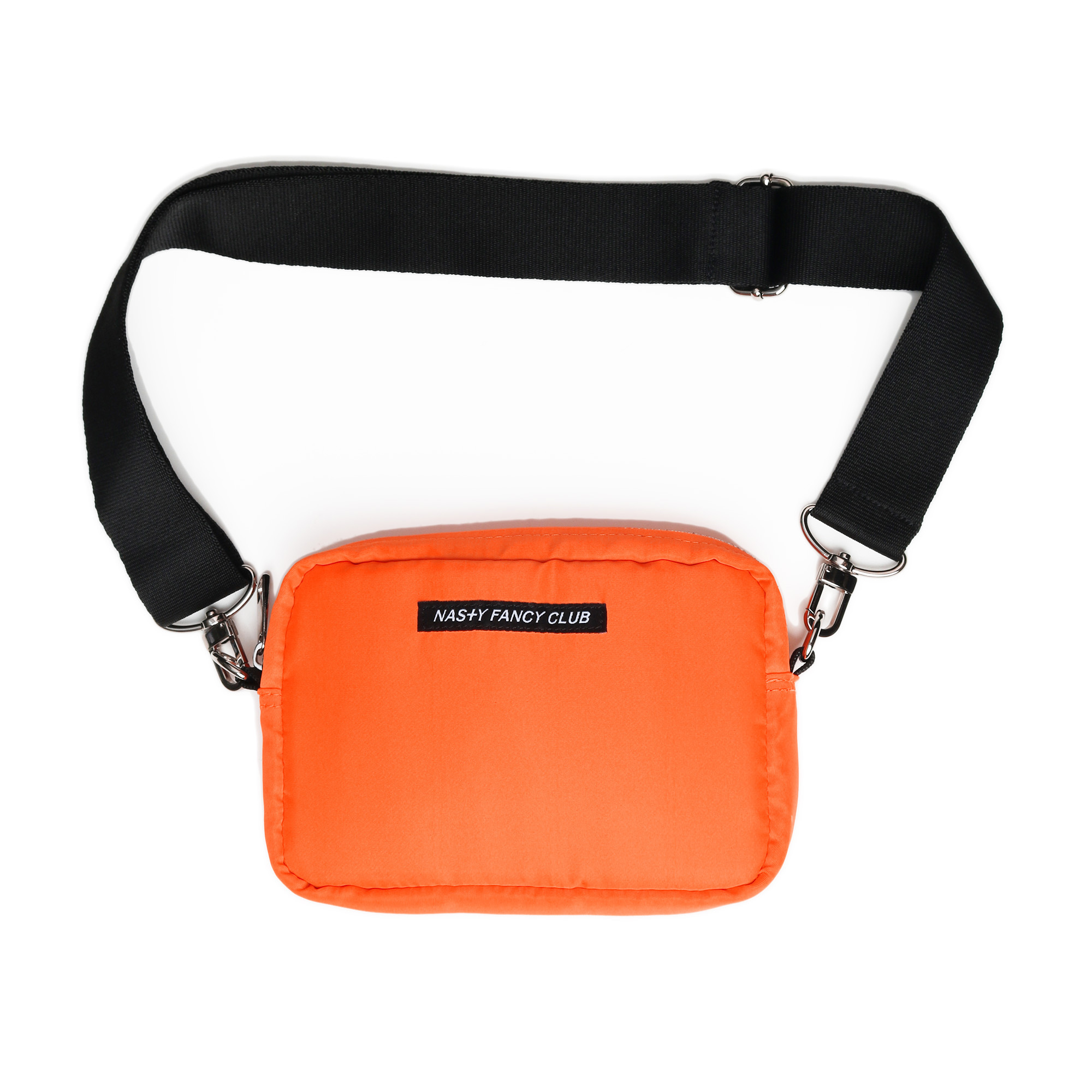 [NF] FANCY POUCH CROSS BAG ORANGE (NF19S086H)