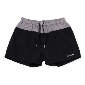 [SANTA CRUZ]  Classic strip san diego shorts - Grey