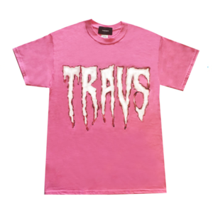 RED NIGHT TEE [PINK]