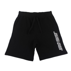 [SANTA CRUZ]  Classic Strip alto shorts - Black