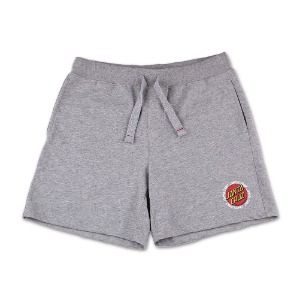 [SANTA CRUZ]  Ringed dot ala shorts - Melange