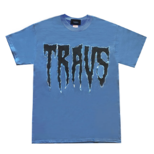 TRAVS RED NIGHT TEE [BLUE]