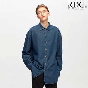 [RDC] RDC MIDDLE COLOR DENIM SHIRTS
