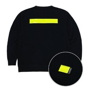 [RUNDS] reflect sweatshirt (black)
