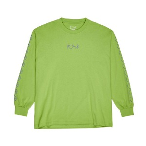 [폴라스케이트] Racing Longsleeve - Lime