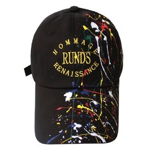 [RUNDS] painting cap