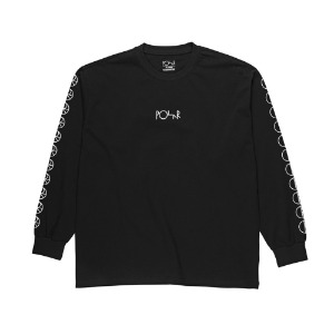 [폴라스케이트] Racing Longsleeve - Black