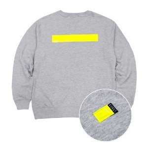 [RUNDS] reflect sweatshirt (gray)