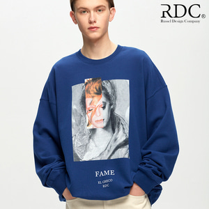 [RDC] EL GRECO FAME MIDNIGHT-NAVY SWEAT SHIRTS