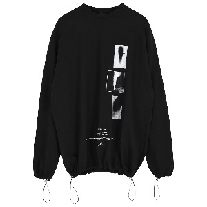 [FLAREUP] artwork dilettante long sleeve (FU-145_black)