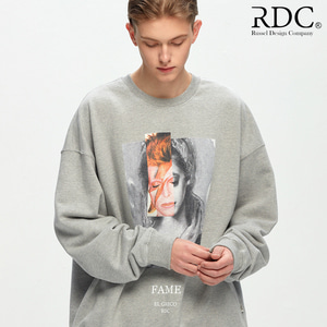[RDC] EL GRECO FAME GREY SWEAT SHIRTS