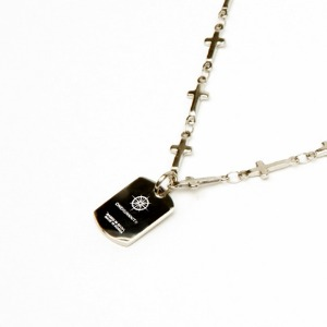 [ONEHUNNNIT] 19FW DOG-TAG NECKLACE