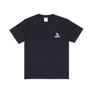 [Jungles] Sphinx Logo pocket tee - Black