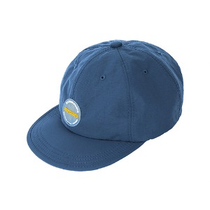 [RENDEZVOUZ] CIRCLE LABEL CAP BLUE