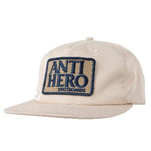 [Anti Hero] RESERVE PATCH Snapback - KHAKI 50020100A00