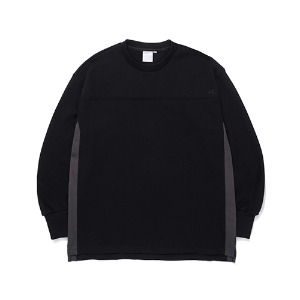 [더블에이씨] Galaxy HITman Crewneck -black