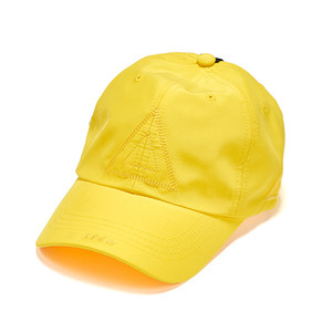 [STIGMA]WASHED TECH BASEBALL CAP - YELLOW