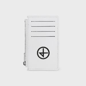 [NONENON] BILL WALLET_WHITE