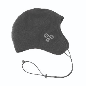 [GPD] STRING EARFLAP BLACK