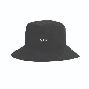 [GPD] Reversible Bucket Hat Black